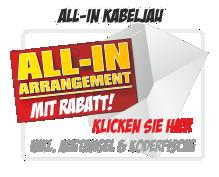 All-in Kabeljau