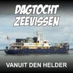 Vissen en hengelen met de Tender vanuit Den Helder